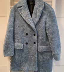 Zara teddy kaput  S/M