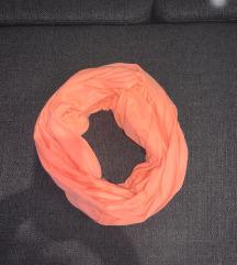 Narančasti šal