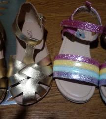 Zara & H&M sandale ug 16 cm
