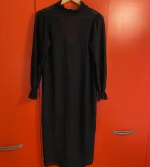 Fina crna haljina