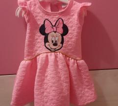 Minnie haljina nova vel 80