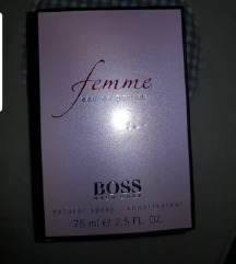 Boss Femme EDP 75 ml, novi, orig.
