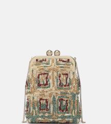 Zara torbica handmade