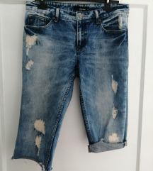 Kratke traper hlače 36