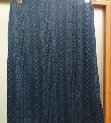 Modra nova suknja