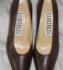 cipele salonke cca 37 prava koža