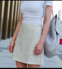 Zara kožna vinyl suknja AKCIJA %%