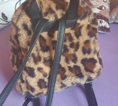 Ruksak leopard uzorak