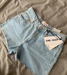 Mango nove kratke traperice | pt u cijeni