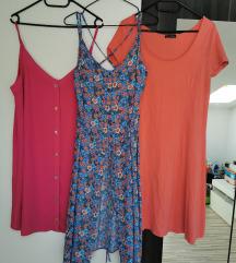Lot haljina XL