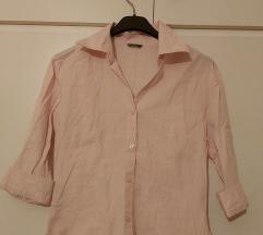 Benetton roza košuljica