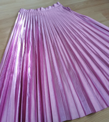 Plisirana suknja nova
