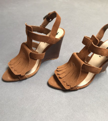 Zara wedge sandale