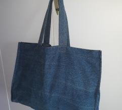 Jeans shopper torba %%POPUST%%
