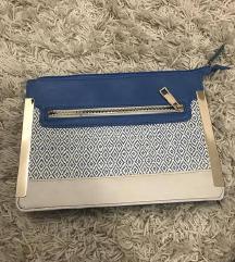 Plavo-bijela torbica
