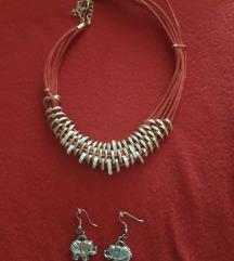 Ogrlica i Naušnice