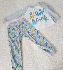 Pidžama 110-116 - poklanjam uz kupnju