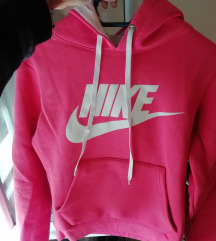 % Nike roza hoodica %
