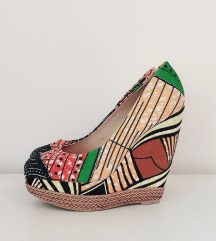 Nove Aldo cvjetne cipele 38