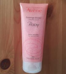 Avene body-piling za čišćenje osjetljive kože-novo