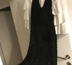 Zara zimska midi haljina