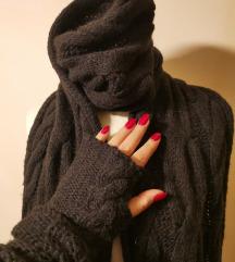 Diesel šal i rukavice