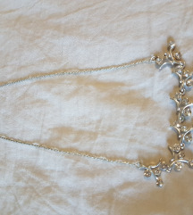 Set ogrlica + naušnice