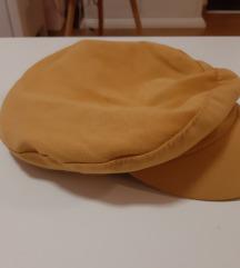 Zara,žuta,mornarska kapa