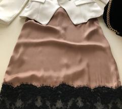 Nova satinirana suknja