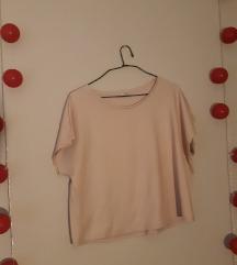 svjetlucava oversized ZARA majica