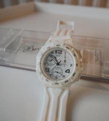 swatch bijeli sat