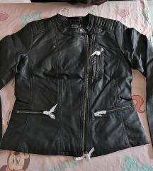 Only kožna jakna vel. 40 NOVA
