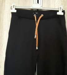 Crne hlače, trenirka, XS/S