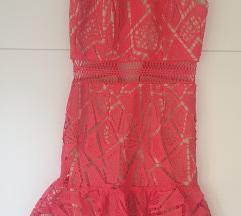 Nova večernja haljina s Asosa XS