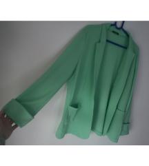 Zeleni sako/kardigan
