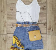 Traper suknja sa đepovima, New