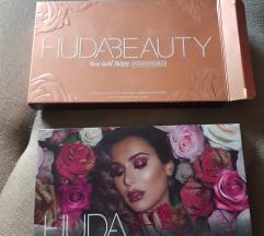 HUDA beauty rose gold remastered original