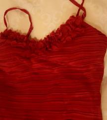 Crvena cool haljina