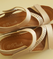 Sandale Weide anatomske iz RIEKER-a
