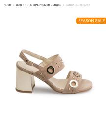 Guliver sandale Stefania br.39