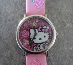 Dječji sat Hello Kitty