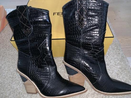 Fendi cizme