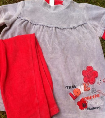 Dječja pidžama MANA vel.2-4g.