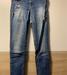 LOT jeans hlače 5 kom