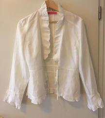 Apriori bijeli sako/ jaknica