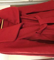 SNIŽENO!!! Crveni kratki kaput