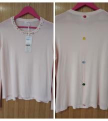 Novo!Puder roza majica M/L