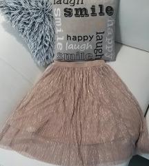 Nova svjetlucava suknja