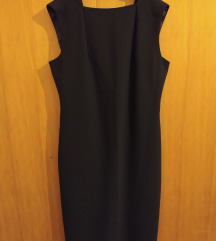 Zara haljina s prorezom na leđima