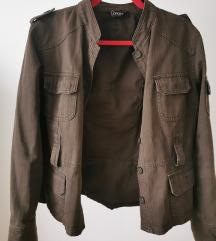 Smeđa traper jakna 30 kn